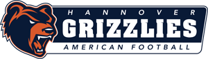 Hannover Grizzlies Logo American Football