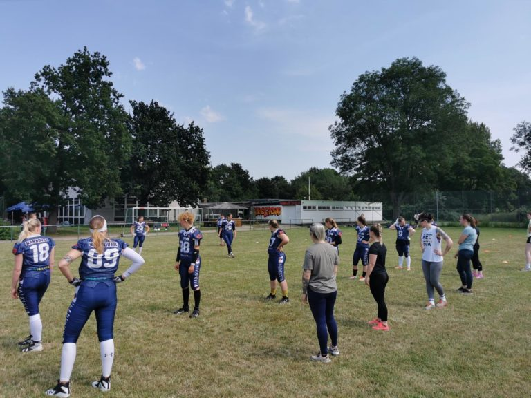 Hannover Grizzlies Football Ladies